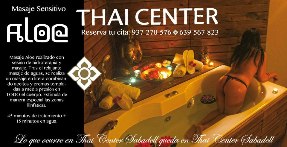 Thai Center Sabadell - Mutuo de Agua